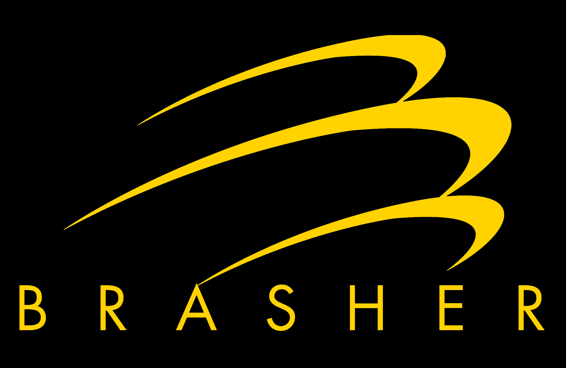 Brasher Design Logo